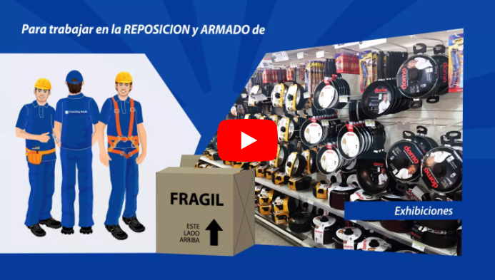 Video animado para Consulting Retails